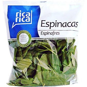 RICA RICA Espinacas Bolsa 300 g
