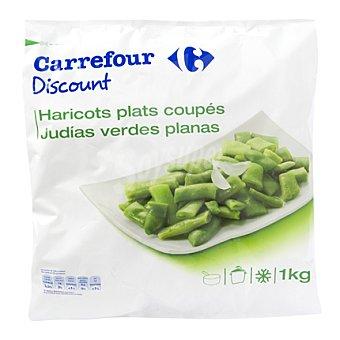 Carrefour Discount Judias verdes Envase de 1 kg