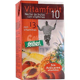 SANTIVERI Vitamfruit 10 Néctar de frutas con vitaminas Envase 1 l