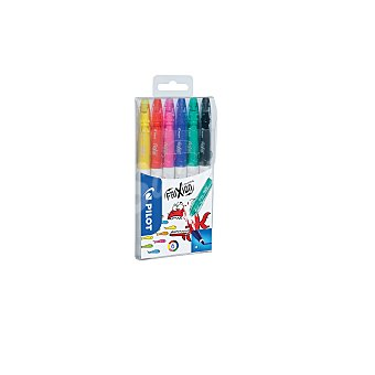 Colors Set Rotuladores Borrables Frixion 6 ud