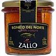Bonito aceite de oliva-pimiento de Ezpeleta frasco 220 g Zallo