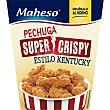 Pechugas de pollo super crispy al estilo kentucky bolsa 250 gr bolsa 250 gr Maheso
