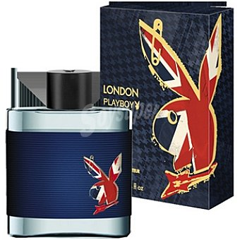 Playboy Fragrances Eau de toilette masculina London Frasco 100 ml