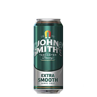 John Smith's Cerveza tostada Lata 50 cl
