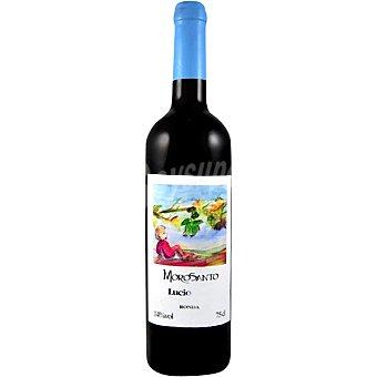 MOROSANTO Vino tinto Lucio syrah tempranillo de la Serranía de Ronda  botella 75 cl