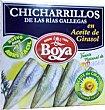 Chicharril aceite vegetal 193 g Boya