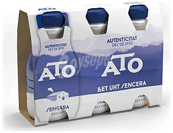Ato Leche Entera Mini Pack 3x20 cl