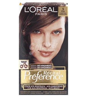Preference L'Oréal Paris Tinte nº 5 Bruges 1 ud