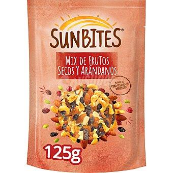 Sunbites Mix de frutos secos y arándanos Bolsa 125 g