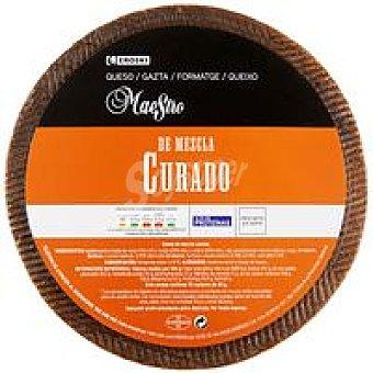 Eroski Queso mezcla curado 250 g
