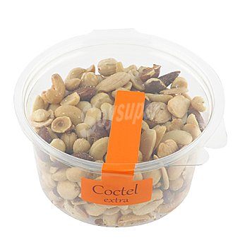 Coctel frutos secos extra Tarrina de 250 g