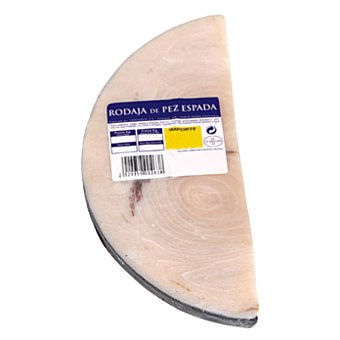 ESPADA Rodaja de pez (peso aprox. ) 250 gr