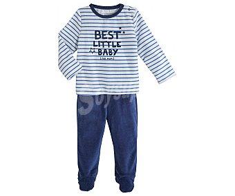In Extenso Pijama largo interlock para bebé talla 92