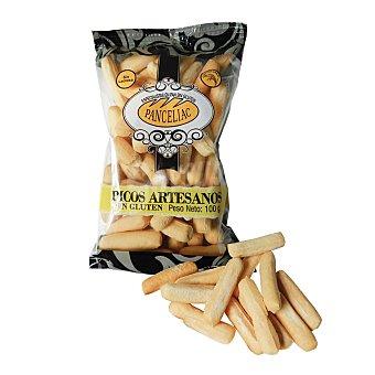 Panceliac Picos artesanos sin gluten Paquete 100 g