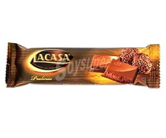 Lacasa Chocolatina praliné trufa 40 Gramos