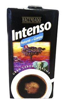 Hacendado Cafe molido natural intenso Nº 5 Paquete 250 g