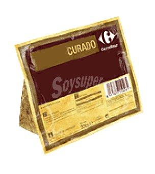 Carrefour Queso curado 330 g