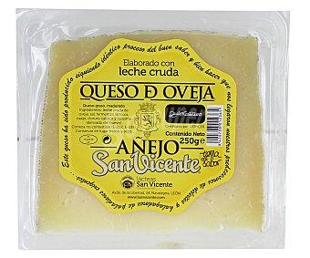 SAN VICENTE Queso de oveja añejo 250 gramos