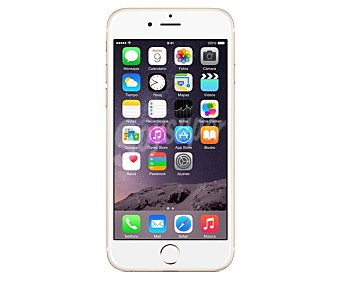 Apple Smartphone libre iPHONE 6 ORO 64GB 1 unidad