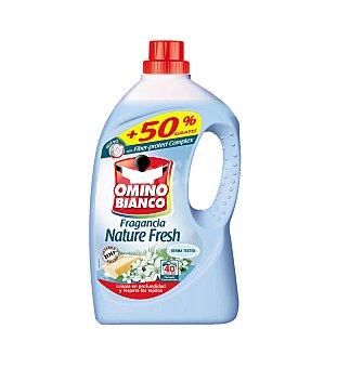 Omino Bianco Detergente liquido nature fresh 40 DOS