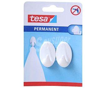 Tesa Gancho permanente ovalado, TESA.