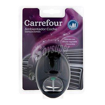 Carrefour Ambienador para coche sensaciones 1 ud