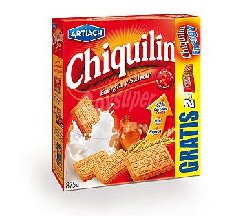 Artiach Chiquilín Galletas (gratis +175 gr.) 1050 gr
