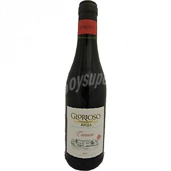 Glorioso Vino Tinto Crianza Rioja Botellín 37 cl