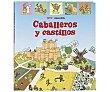 Caballeros y castillos, vv.aa. Género: infantil. Editorial Larousse.  Larousse