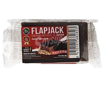 Flap jack Barrita energética de avena sabor a chocolate 60 g