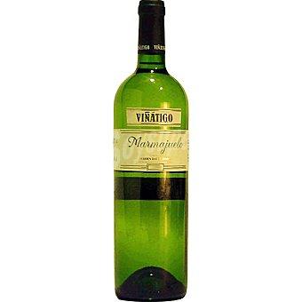 Viñatigo Vino blanco marmajuelo D.O. Ycoden Daute Isora Botella 75 cl