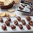 Bacon con dátiles 150 gr Montflorit