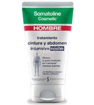 Somatoline Cosmetic Tratamiento Cintura y Abdomen Intensivo Noche para Hombre 150 ml