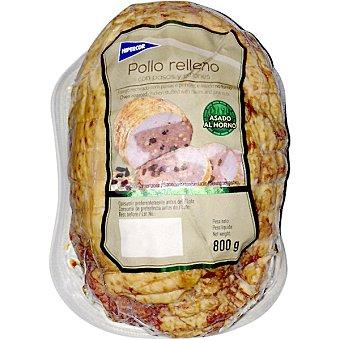 Hipercor Asado de pollo relleno al horno pieza 800 g 800 g