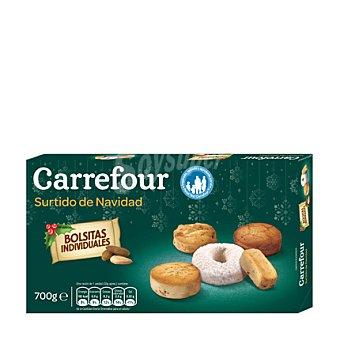 Carrefour Surtido Mantecados y Polvorones. 700 g