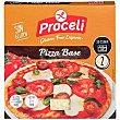 Pizza 250 gr Proceli