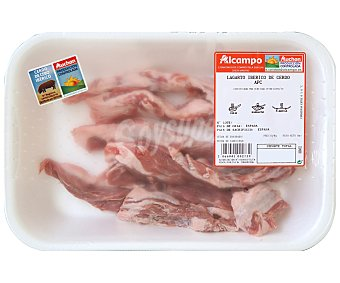 ALCAMPO PRODUCCIÓN CONTROLADA Largarto de cerdo de cebo ibérico auchan producción controlada 300.0 Aproximados