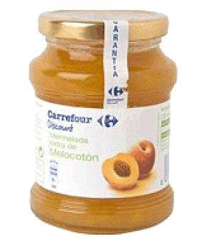 Carrefour Discount Mermelada extra de melocotón 390 g.