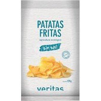 Veritas Patatas fritas sin sal girasol Bolsa 125 g