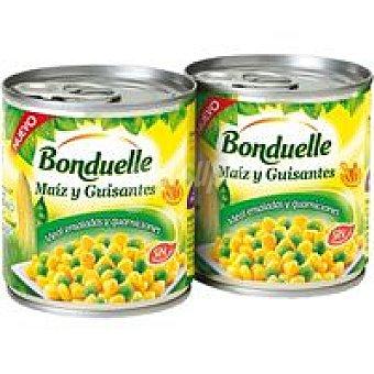 Bonduelle Maiz-guisantes Pack 2x140 g