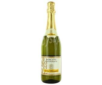 DON GIUSEPPE Vino blanco espumante Moscato de Italia Botella de 75 Centilitros