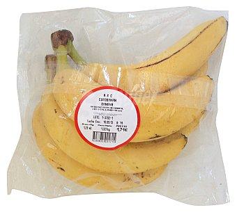 Banana 5/6 piezas Bandeja 700 g