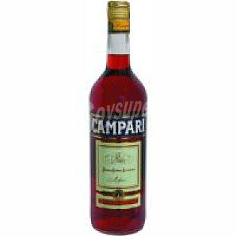 Campari Bitter Botella 1 litro + Bolsa