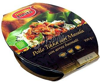 Casa Westfalia Pollo tikka con masala y arroz basmati 350 gr